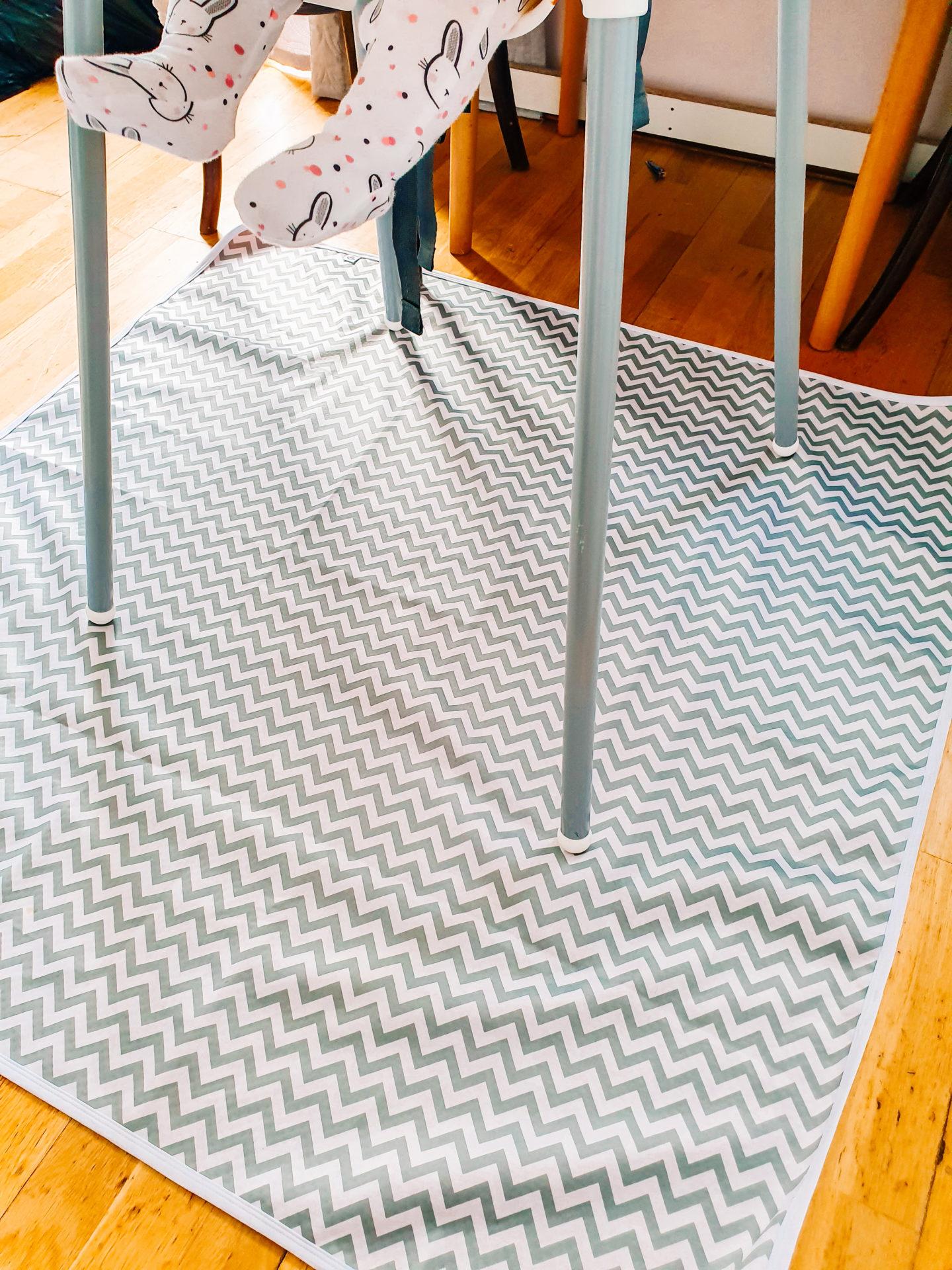 weaning mat